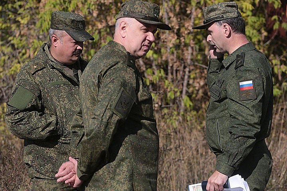 МИДРФ неисключил возвращения русских офицеров вСЦКК