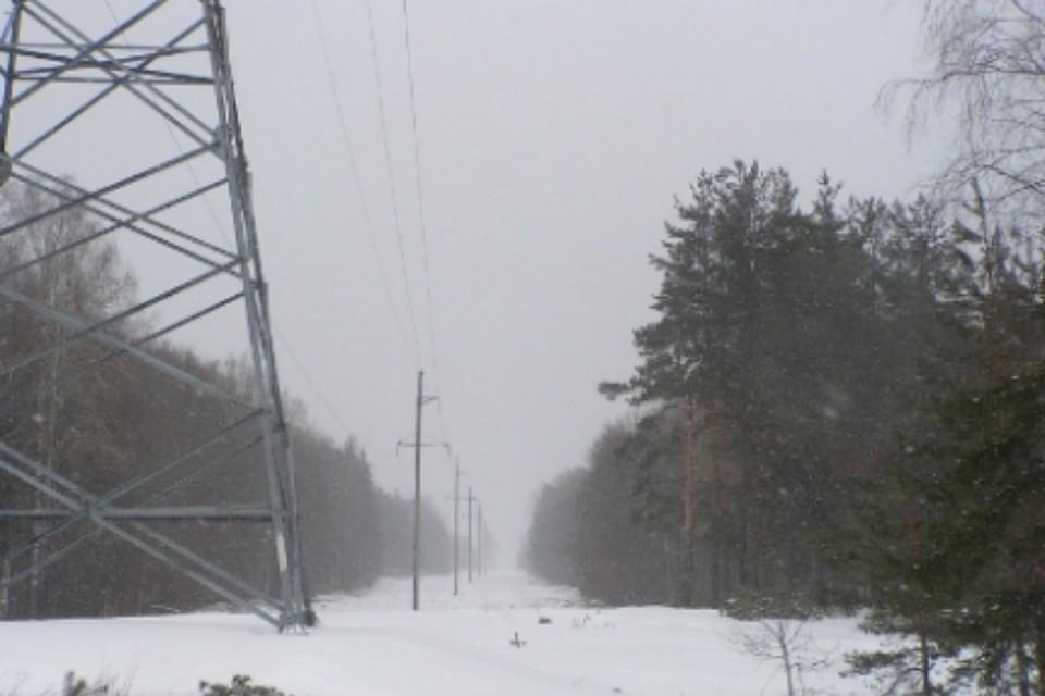 Электроснабжение вХабаровском крае восстановят до30декабря