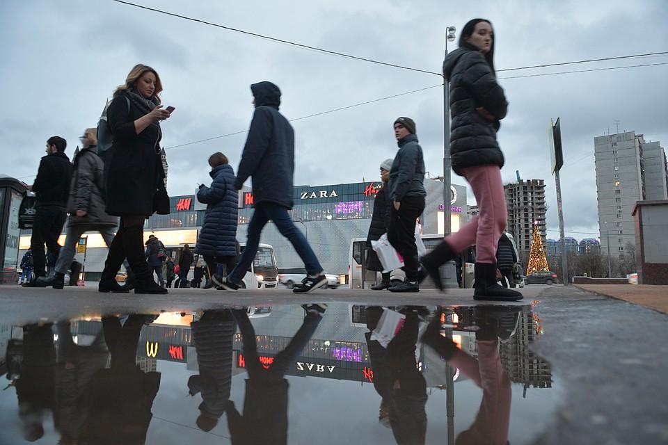 В столице России побит абсолютный температурный рекорд