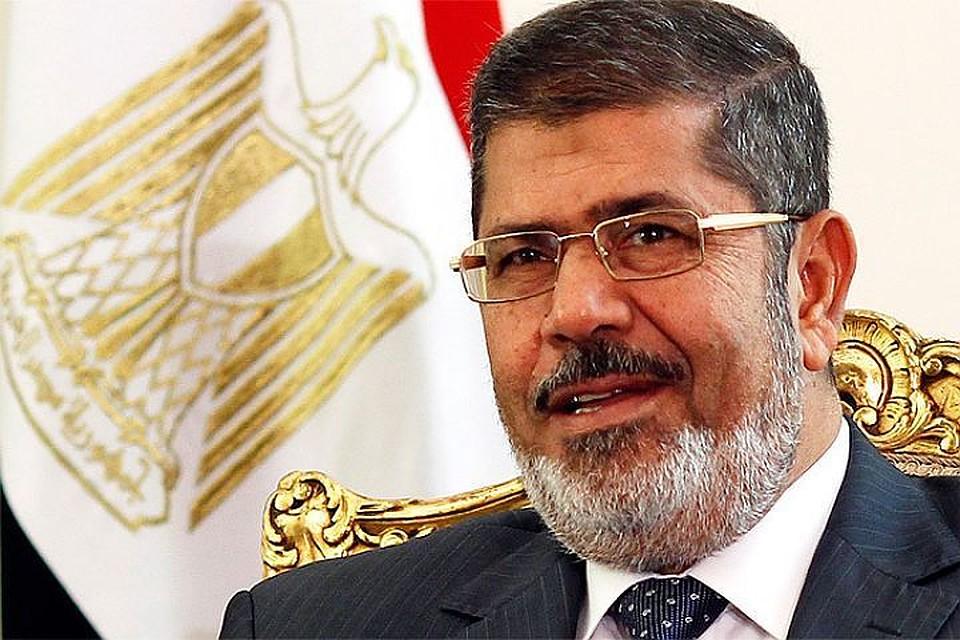 Экс-президента Египта Мурси приговорили ктрем годам тюрьмы