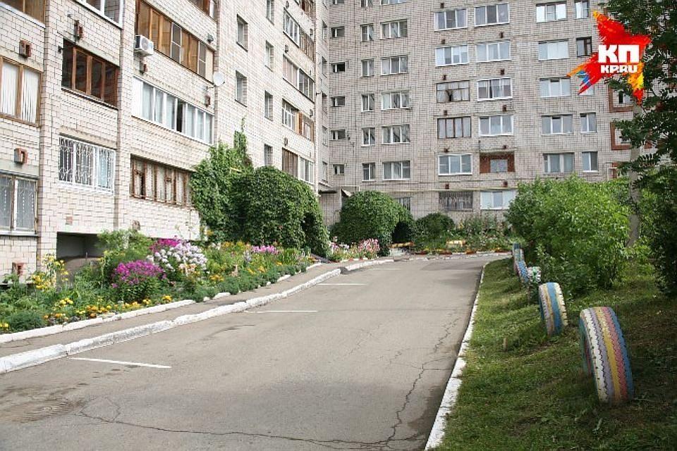 179 дворов Ижевска планируют благоустроить за 5 лет
