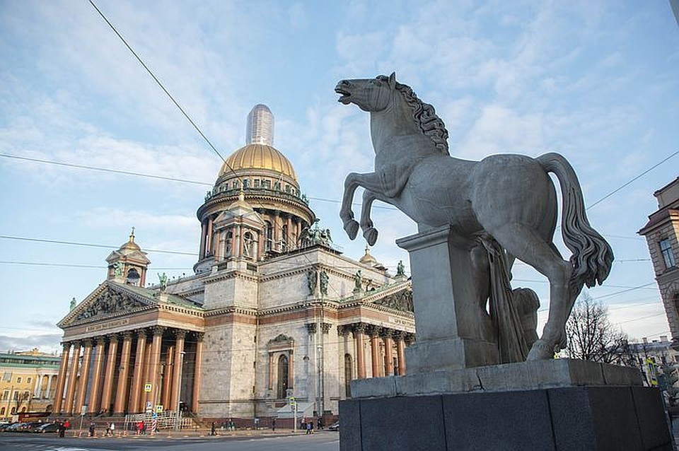 Журнал LeFigaro Magazine сказал французам о привлекательности иистории Санкт-Петербурга
