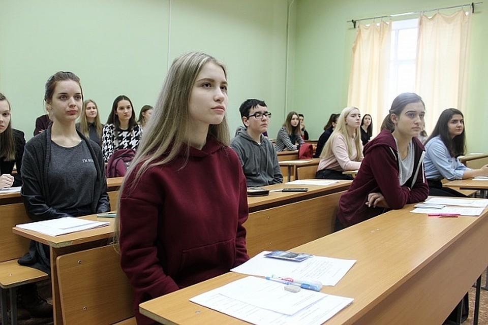 11 тазовских школьников выступят на областном этапе Всероссийской олимпиады школьников 2018