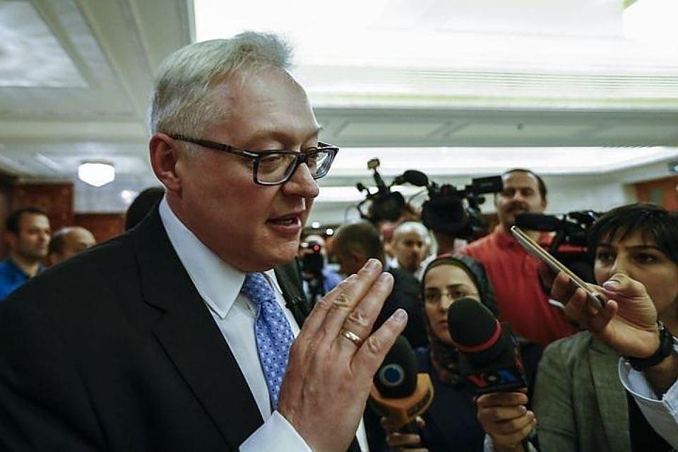 Рябков: США вводят новые санкции из-за выборов вРФ