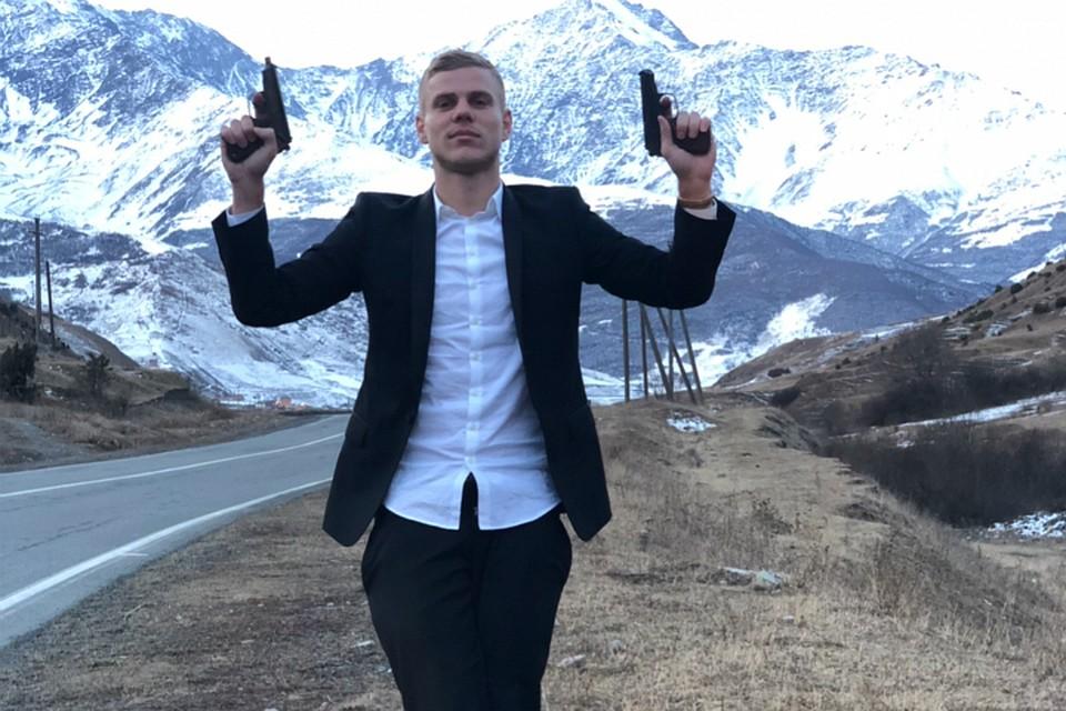 Может, Манчини заберет ссобой вИталию— Александр Кокорин