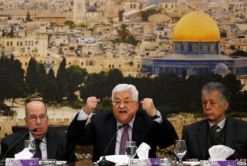 Аббас о«мегасделке» США: Палестина сообщила Трампу «нет»