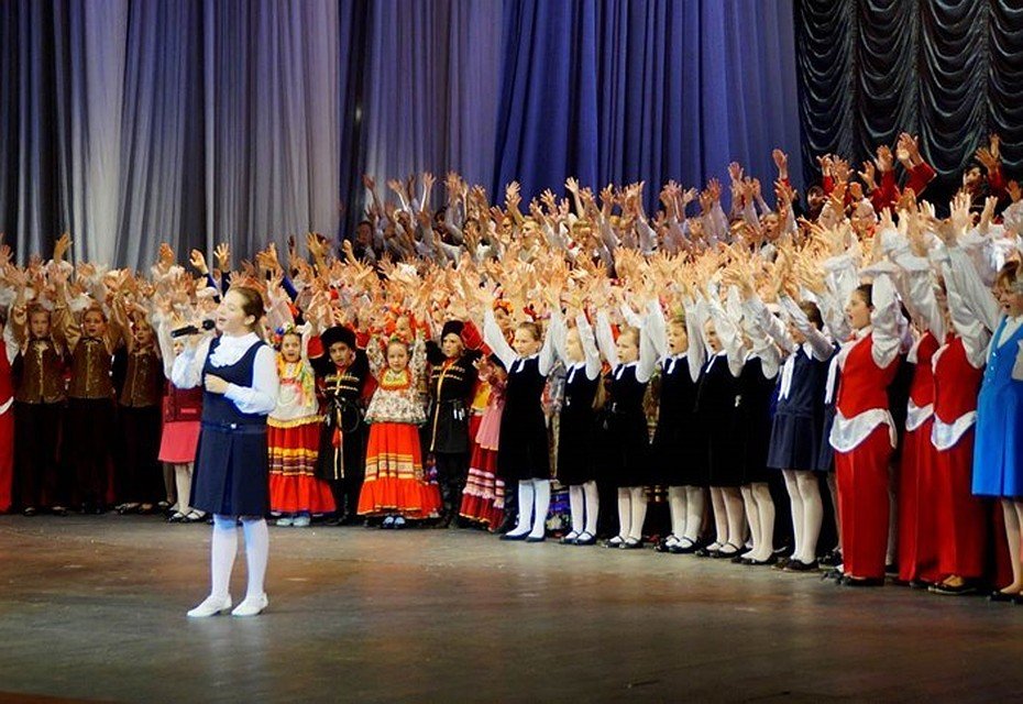 Детский хор Кубани даст крещенский концерт вКраснодаре