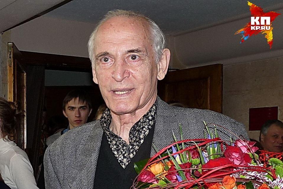 Владимир Путин поздравил Василия Ланового сднём рождения