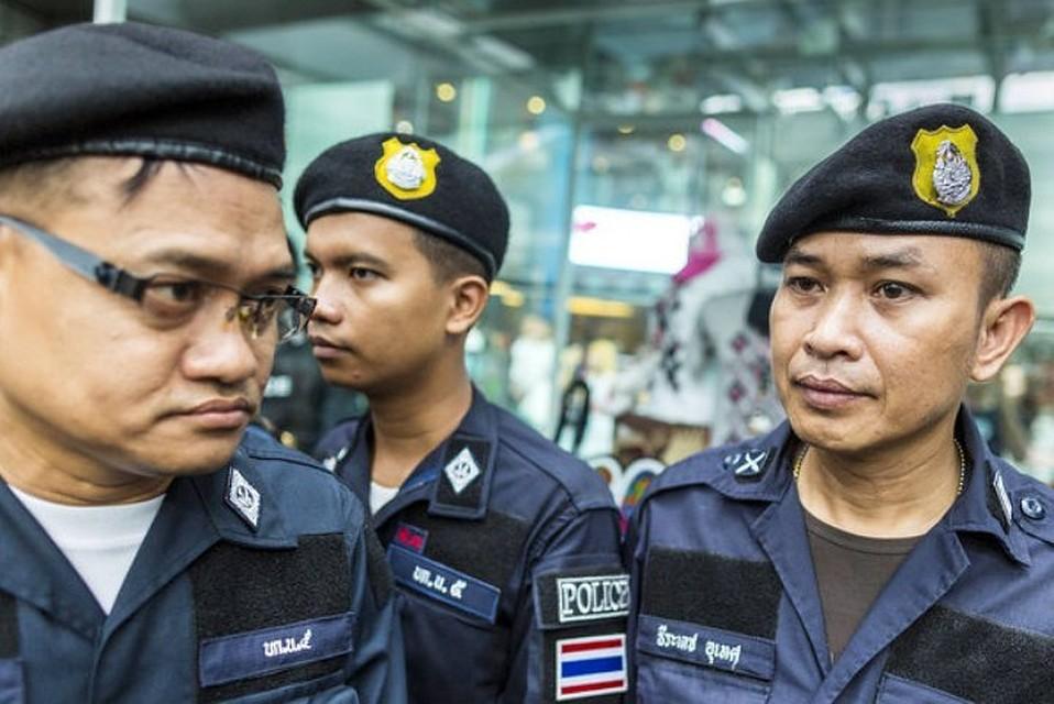 Во время спецоперации по задержанию сотрудник местной полиции выступил в роли покупателя