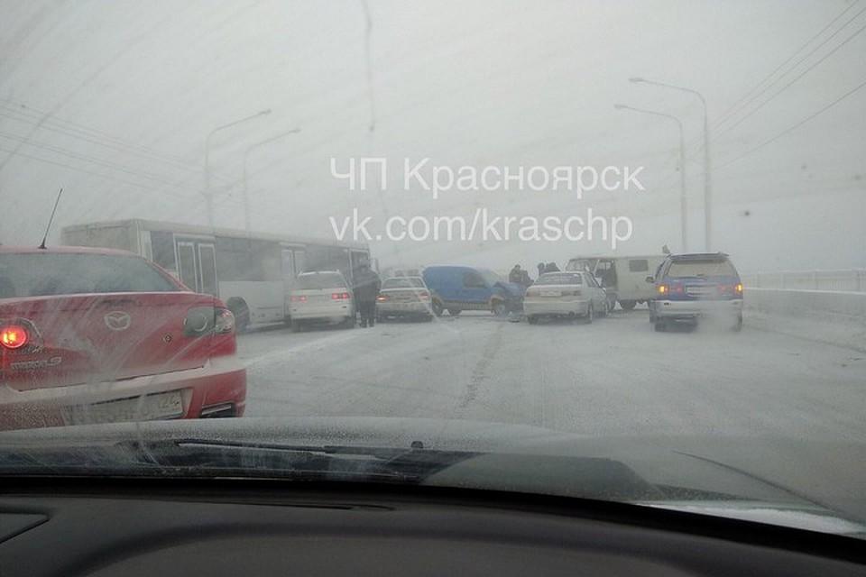 ГИБДД: каждое пятое ДТП вКрасноярске совершается внетрезвом состоянии