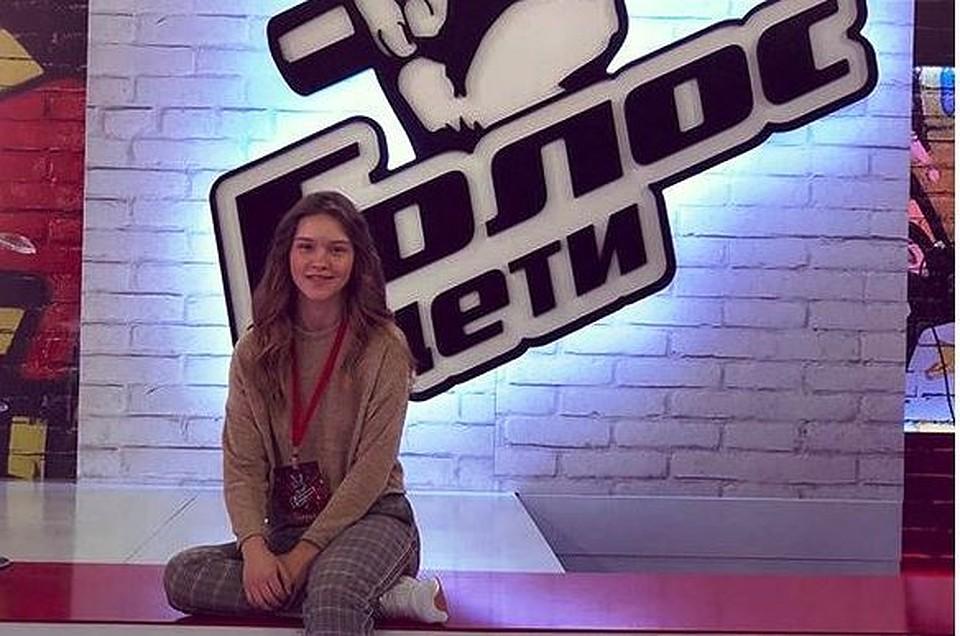 Елизавета Качурак изВолгограда стала гостьей шоу «Голос. Дети— 5»