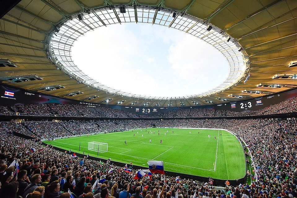 Сборная Испании планирует провести матч сТунисом настадионеФК «Краснодар»