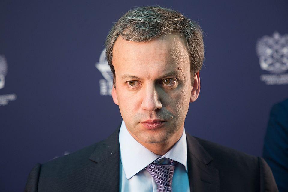 Дворкович рассказал опрячущихся вкулуарах Давоса американцах