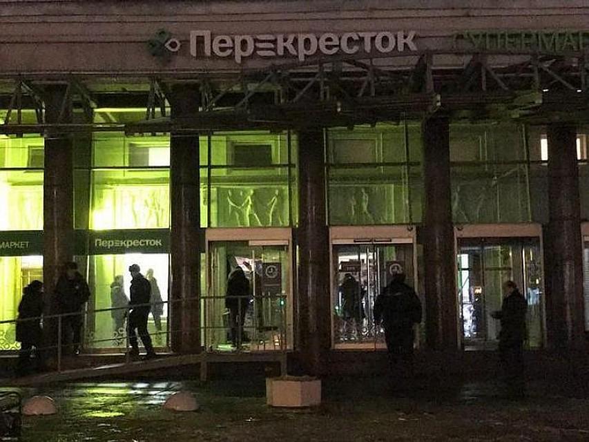 ВПетербурге 16 пострадавших оттеракта потребовали матпомощь