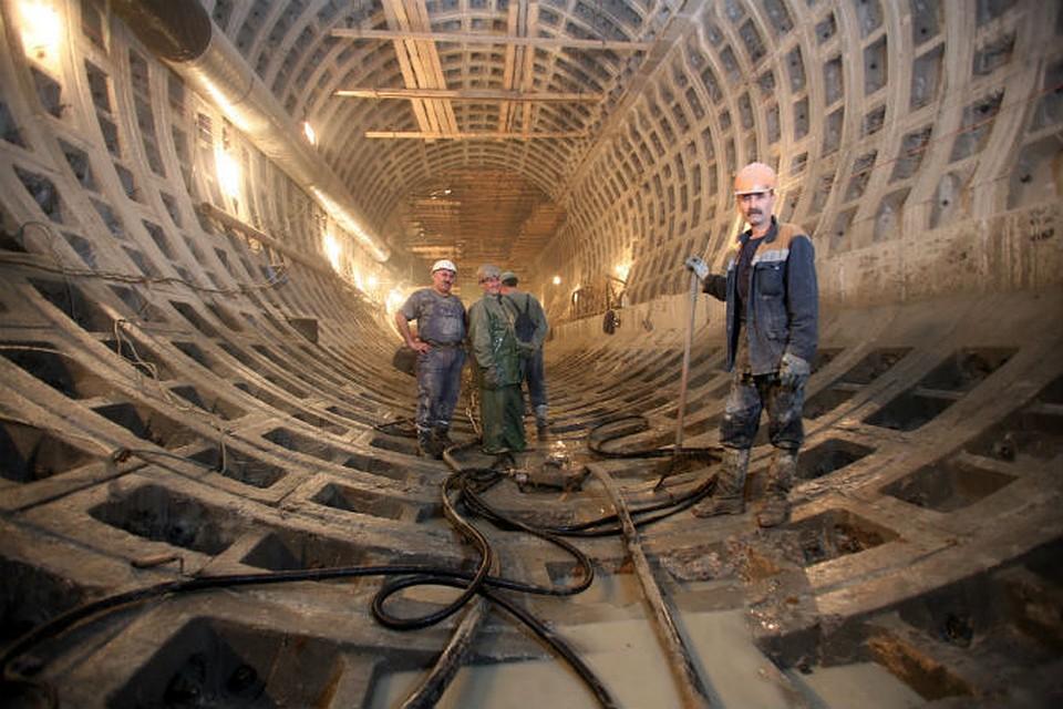 Новые станции петербургского метро будут испытаны вдень матча «Зенита» иЦСКА