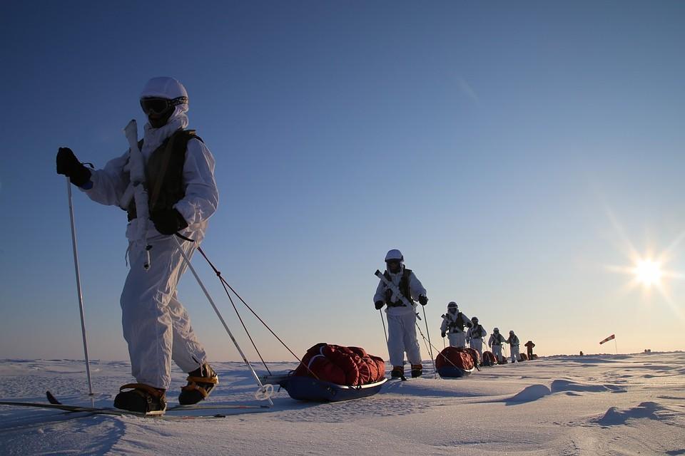 ВЛипецке готовятся квстрече сверхдальнего лыжного перехода ВДВ
