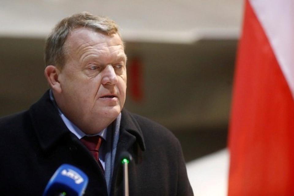 Датского премьера подозревали вполучении взятки