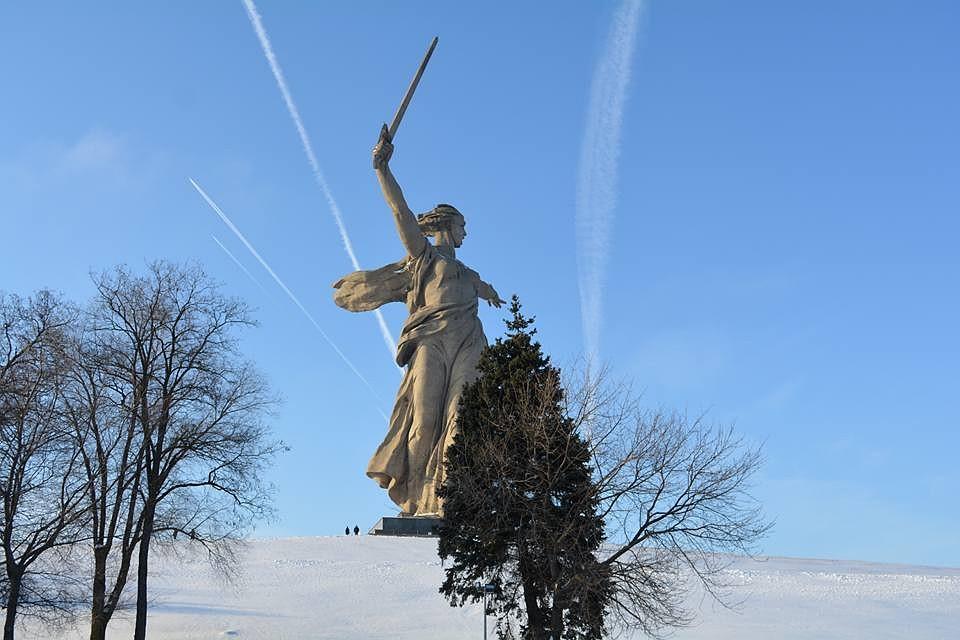 Площадь Волгограда появится ванглийском Ковентри