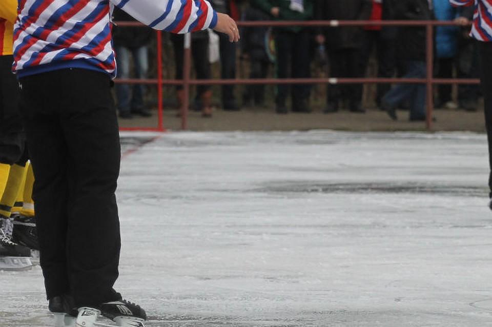 Русский арбитр похоккею смячом Галанин скончался на49-м году жизни