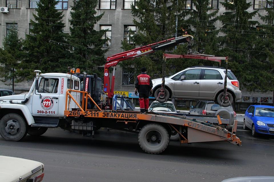 ВЕкатеринбурге стали известны новые тарифы наэвакуацию авто