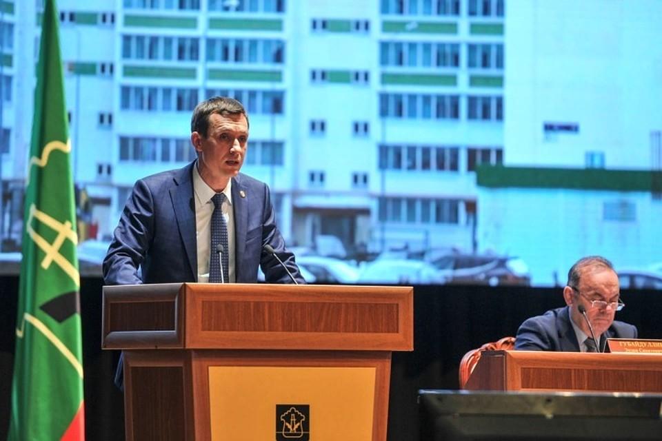 Айрат Хайруллин отказался возвращаться вКазань