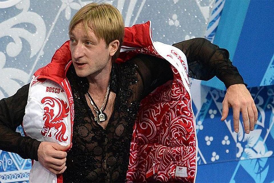 Плющенко написал письмо вМПК спросьбой допустить россиян доПаралимпиады