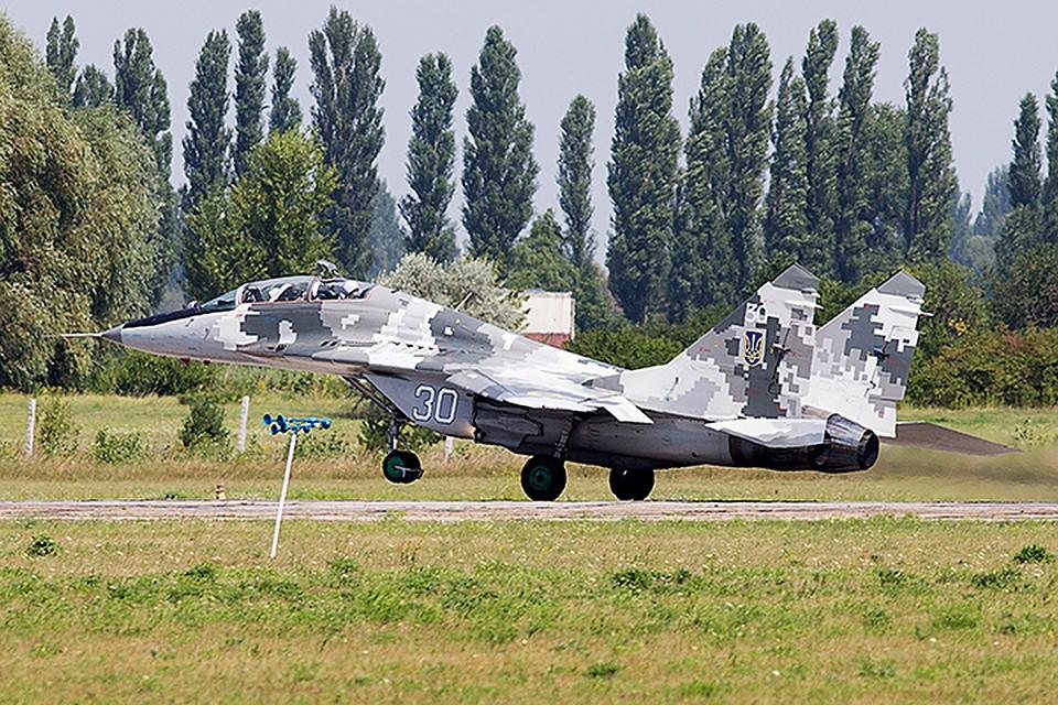 «МиГ» иронично отреагировал напланы Украинского государства превратить истребители вштурмовики