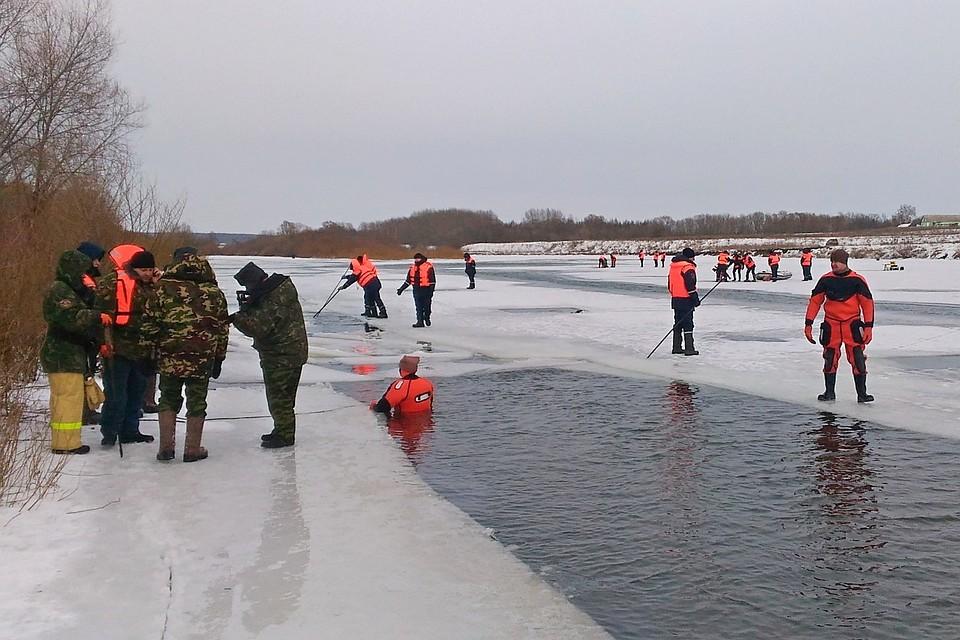 ВЛипецкой области с6февраля ищут 9-летнего пропавшего школьника