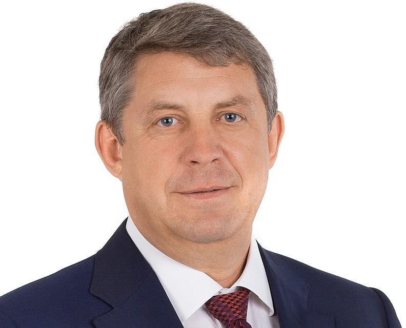 Губернатор Брянской области Александр Богомаз празднует день рождения