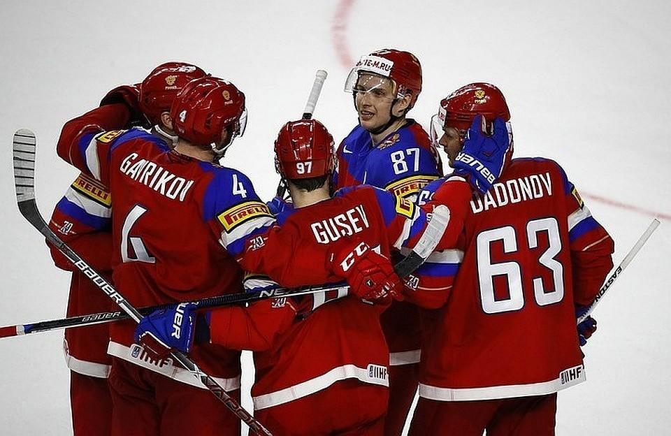 Борис Дубровский поздравил хоккеистов спобедой наОлимпиаде