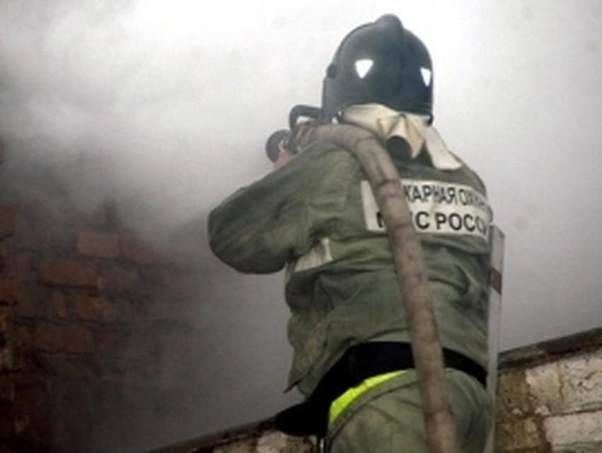 ВСамаре впожаре в личном доме погибли три человека