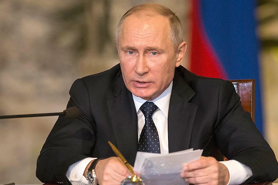 Владимир Путин назвал основной ориентир для будущего руководства