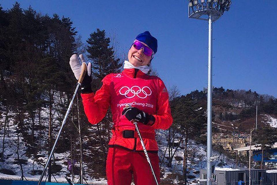 Нижегородская лыжница Анастасия Седова награждена орденом «Зазаслуги перед Отечеством»