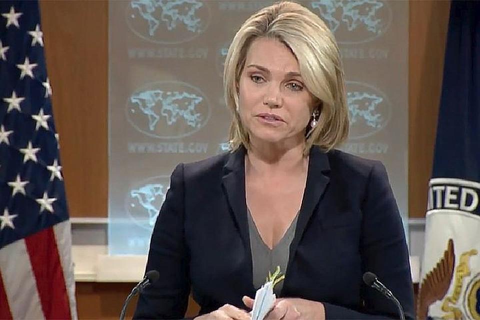 США снова обвинили РФ втом, что происходит вСирии