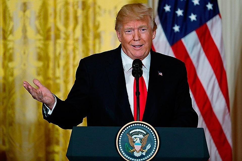 Трамп объявил, что торговые войны— это превосходно, иихлегко выиграть