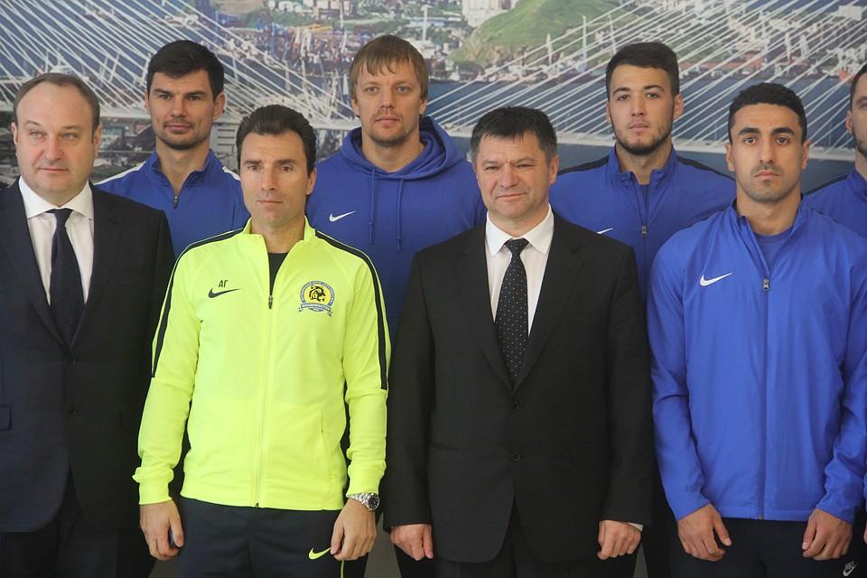 Футбольный клуб «Луч-Энергия» сменит имя