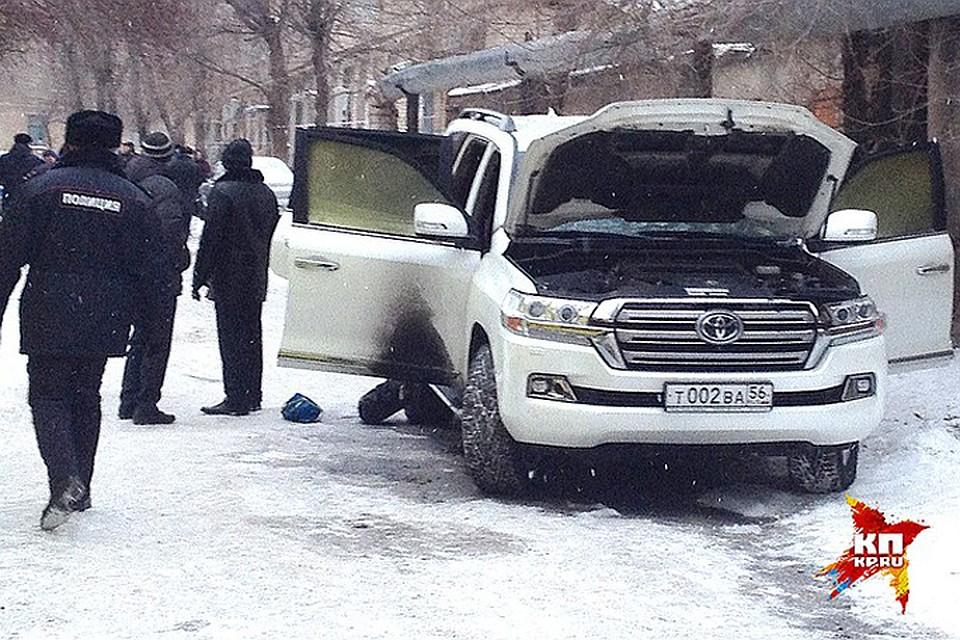СК: задержаны подозреваемые вубийстве оренбургского предпринимателя иего сына