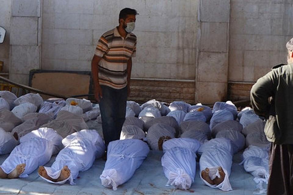 Боевики вВосточной Гуте хотят 11марта инсценировать химатаку— МИД Сирии