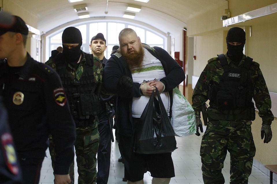 Вячеслав Дацик не признает своей вины и называет себя
