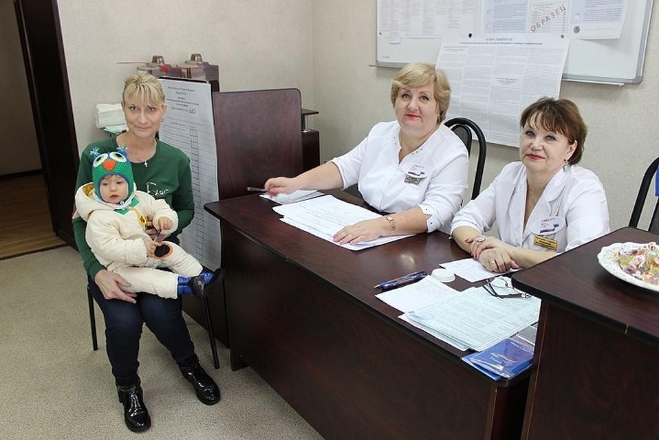 Президентские выборы: беременные женщины воВладивостоке проголосовали вроддоме