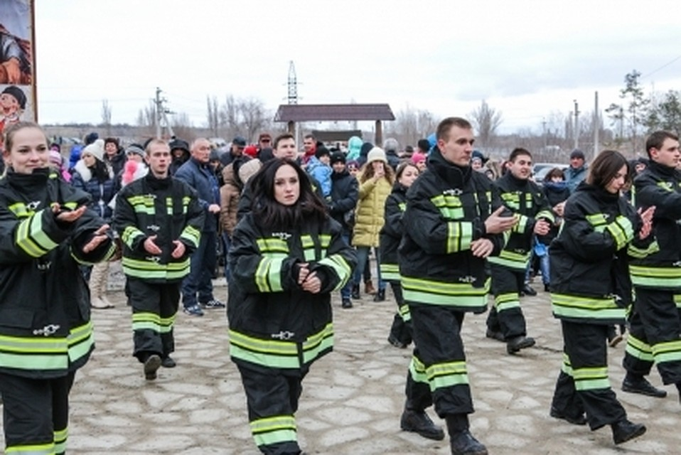 Вцентре Волгограда всубботу пройдет флешмоб «Хоровод безопасности»