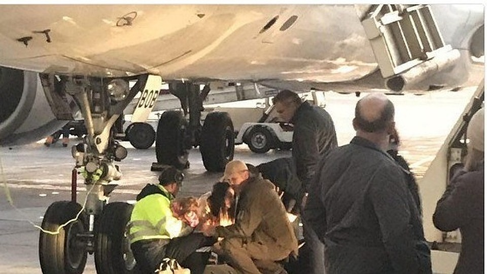 Работник аэропорта Пулково предстанет перед судом поделу о погибели ребенка