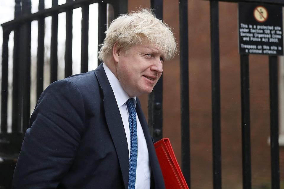 «Встреча давно назрела»: посольство Российской Федерации встолице Англии направило Борису Джонсону личную ноту