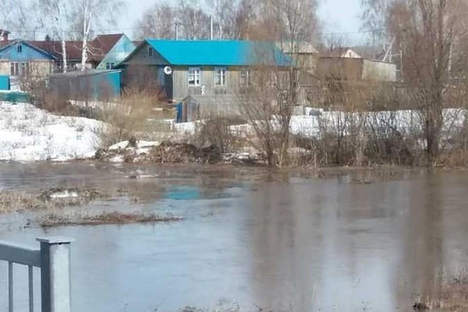 ВТатарстане под угрозу подтопления из-за паводка попадают неменее 300 домов