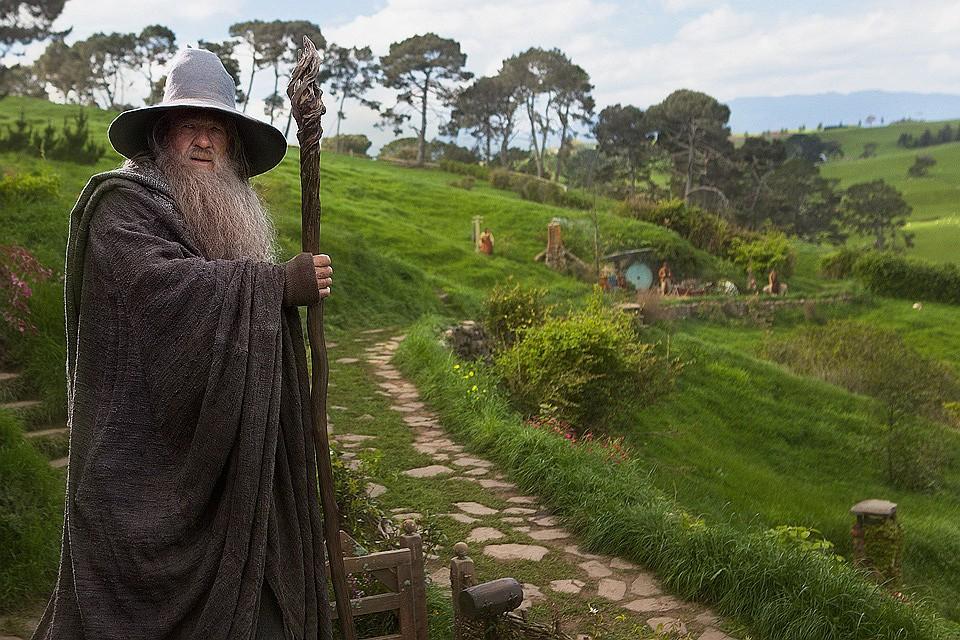 Сын Джорджа Толкина анонсировал выход «первой настоящей истории» Средиземья