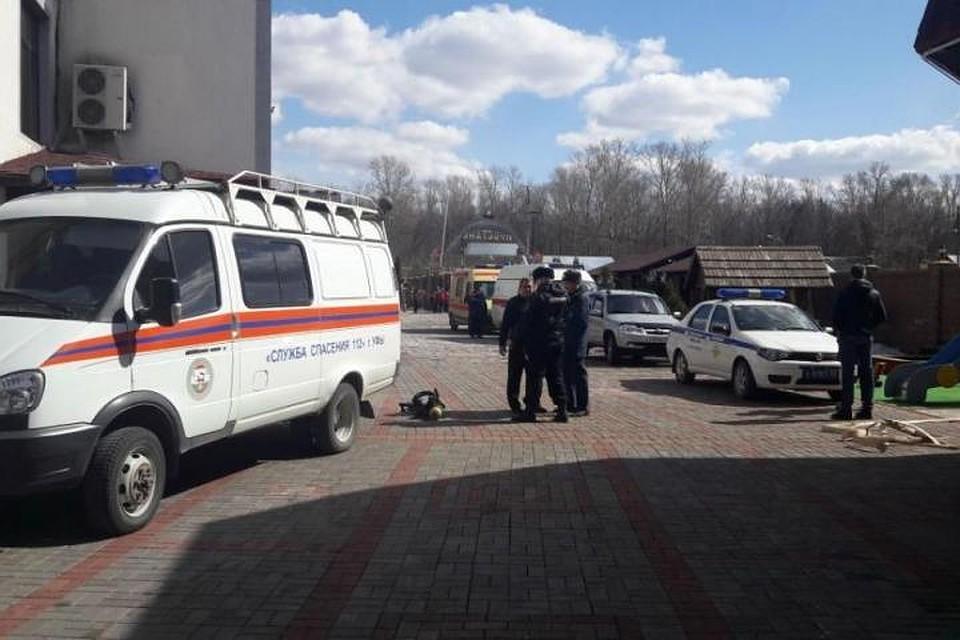 ВУфе уресторана обнаружили 5 трупов