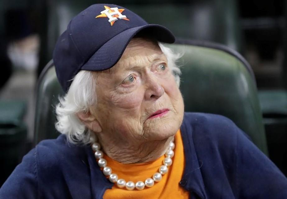 Экс первая леди США Барбара Буш отказалась отдополнительного лечения