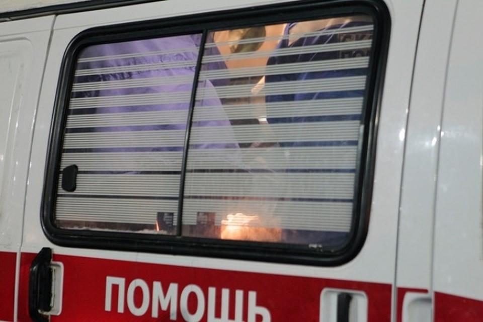 ВТомске врачи спасли выпавшую изокна десятого этажа девочку