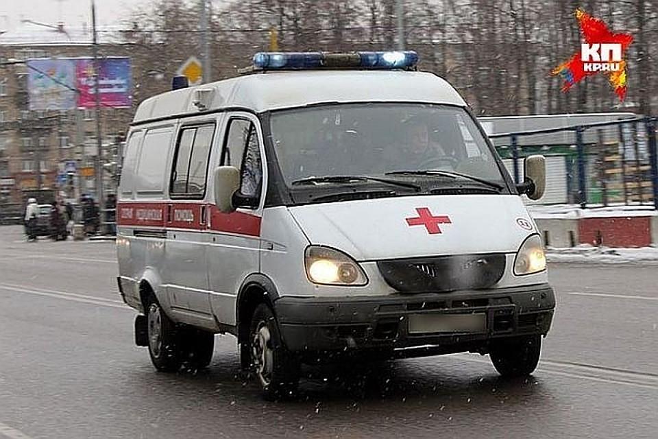 ВПерми автомобиль сбил 16-летнюю девушку