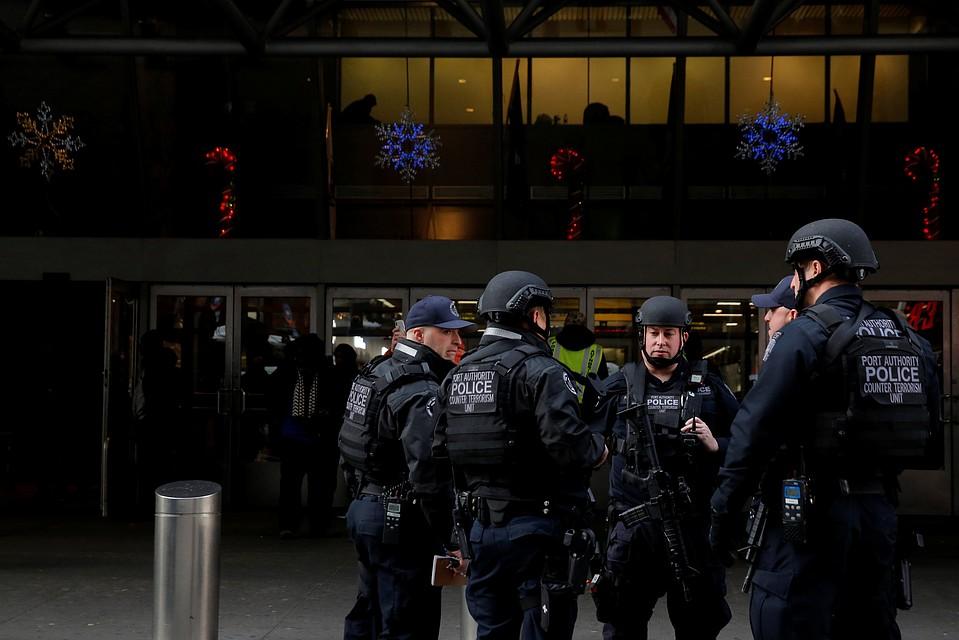 Подозреваемый вубийстве четырех человек вТеннесси пытался увидеться сТрампом— NBC